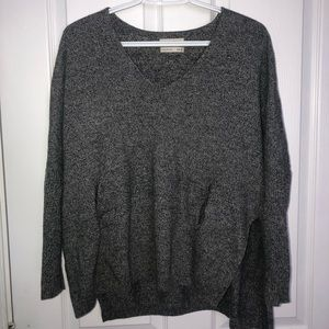 Babaton Knit Sweater with Pockets